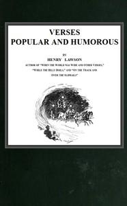 Verses popular and humorous
