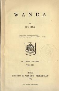 Cover of Wanda, Vol. 3 (of 3)