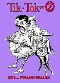 Cover of Tik-Tok of Oz