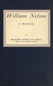 Cover of William Nelson: A Memoir