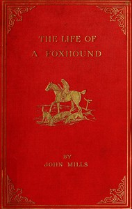 Cover of The Life of a Foxhound