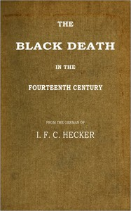 Cover of The Black Death in the Fourteenth Century