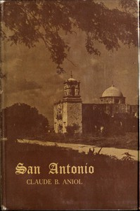 Cover of San Antonio: City of Missions