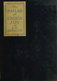 Cover of The Ballad of Ensign Joy
