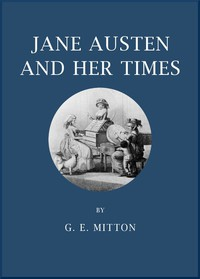 Cover of Jane Austen and Her Times