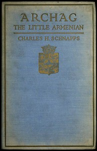 Cover of Archag, the Little Armenian