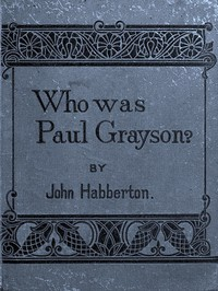 Cover of Who Was Paul Grayson?