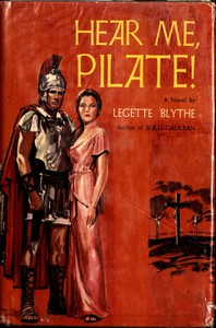 Cover of Hear Me, Pilate!