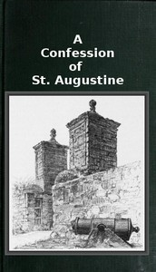 Cover of A Confession of St. Augustine