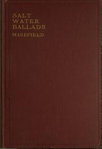 Cover of Salt-Water Ballads