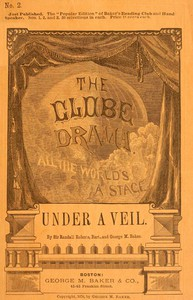 Under a Veil: A Comedietta in One Act