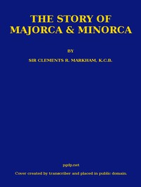 Cover of The Story of Majorca and Minorca