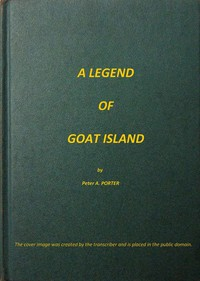 Cover of A Legend of Goat Island