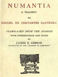 Cover of Numantia