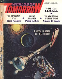 Cover of A Hitch in Space