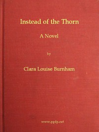 Cover of Instead of the Thorn: A Novel