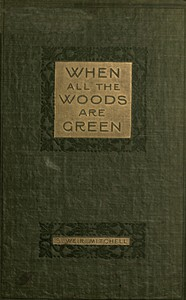 Cover of When All the Woods Are Green: A Novel