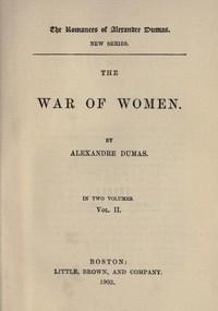 The War of Women, Volume 2