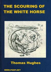 Cover of The Scouring of the White Horse; Or, The Long Vacation Ramble of a London Clerk