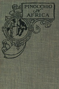 Cover of Pinocchio in Africa