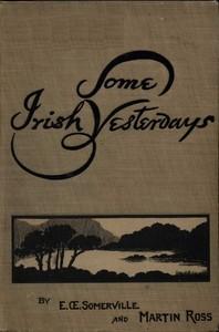 Cover of Some Irish Yesterdays