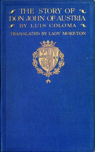 Cover of The Story of Don John of Austria