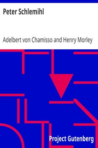 Cover of Peter Schlemihl
