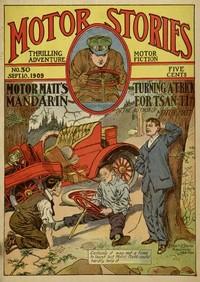 Motor Matt's Mandarin; or, Turning a Trick for Tsan Ti