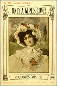 Cover of Only a Girl's Love