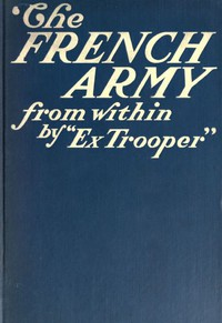 Cover of The French Army from Within