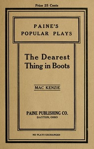 Cover of The Dearest Things in Boots