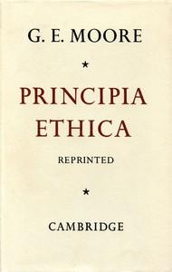 Cover of Principia Ethica