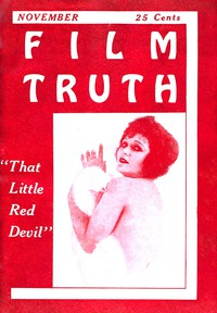Film Truth; November, 1920