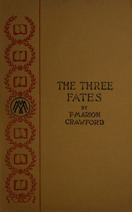 Cover of The Three Fates