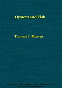 Cover of Oysters and Fish
