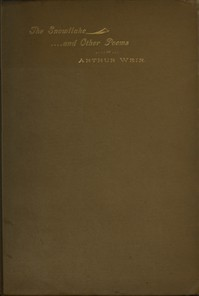 Cover of The Snowflake, and Other Poems