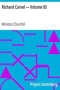 Cover of Richard Carvel — Volume 03