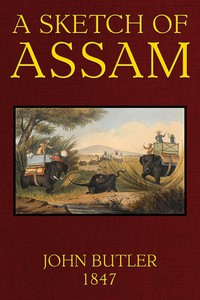 A Sketch of Assam: With some account of the Hill Tribes