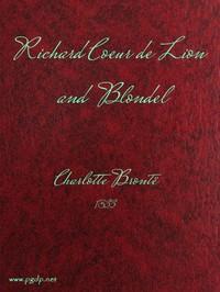 Cover of Richard Coeur de Lion and Blondel