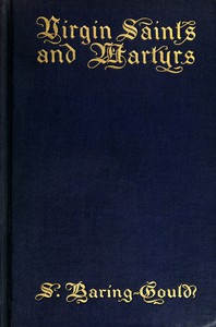 Cover of Virgin Saints and Martyrs