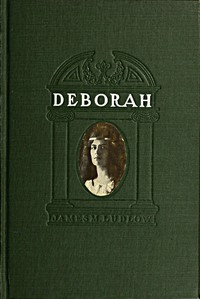 Cover of Deborah: A tale of the times of Judas Maccabaeus