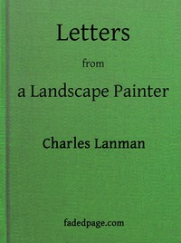 Cover of Letters from a Landscape Painter