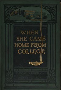 Cover of When She Came Home from College