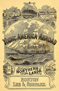 Cover of Northern Lands; Or, Young America in Russia and Prussia
