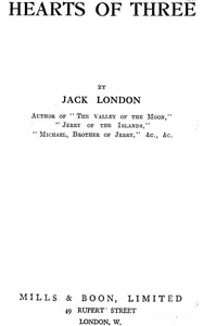 Cover of Hearts of Three