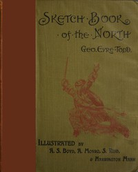 Cover of Sketch-Book of the North