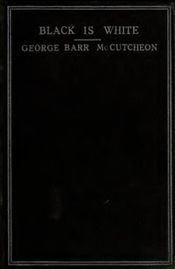 Cover of Black is White