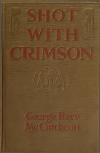 Cover of Shot With Crimson