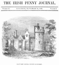 The Irish Penny Journal, Vol. 1 No. 11, September 12, 1840