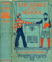 Cover of The Spirit of the School
